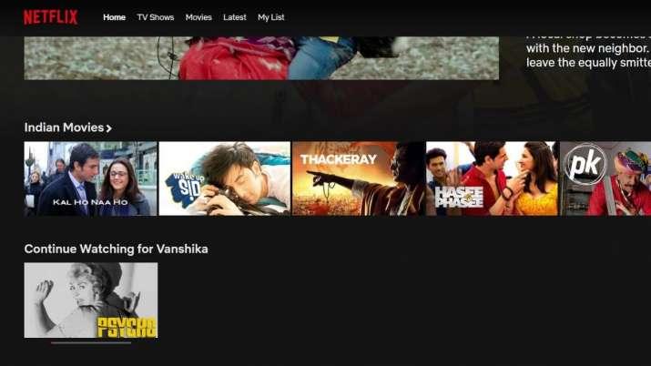 netflix,netflix features, netflix new features, netflix continue watching section, Netflix continue