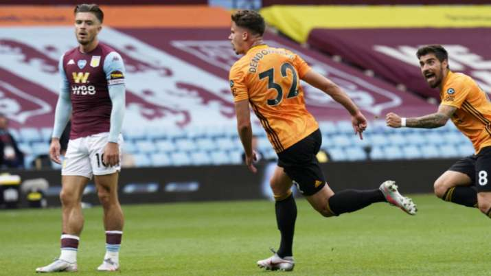 Leander Dendoncker winner against Aston Villa pushes Wolves up to ...