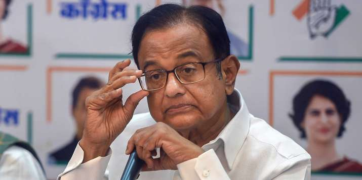chidambaram, joe biden, bihar voters, choose hope over fear, truth over lies, chidambaram statement