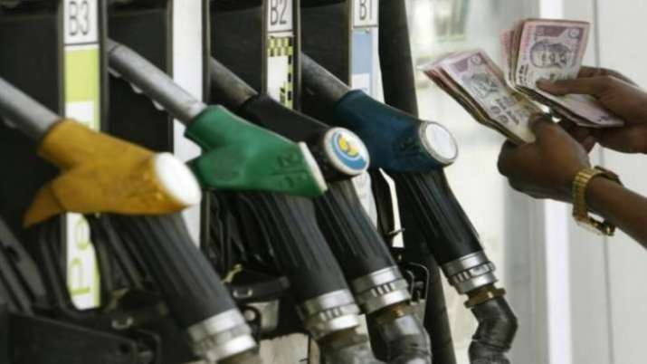 Petrol price hiked by 40 paise per litre, diesel by 45 paise