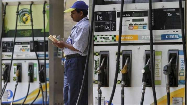 Fuel Price Today: Petrol, diesel prices go for pause after 22-day hike, relief likely ahead