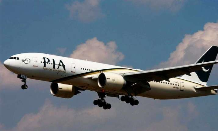 Pakistan International Airlines suspended from flying in Europe for 6 months