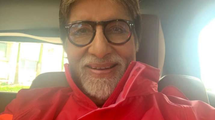 Amitabh Bachchan shares the most 'important Graph of 2020'