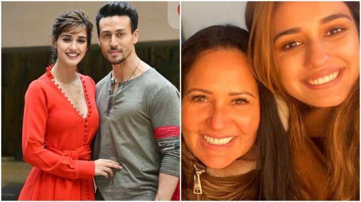 Tiger Shroff wishes his 'rockstar' Disha Patani on birthday, mom Ayesha shares adorable pic