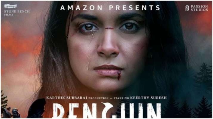 Keerthy Suresh announces Penguin teaser release date with intense, new poster