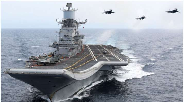 Indian Army, Air Force, Navy in high state of readiness; warships deployed at strategic positions