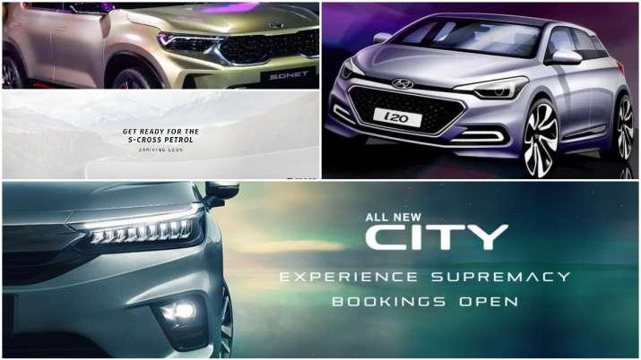 Upcoming Car Launches: Honda City to Hyundai i20, 5 cars to