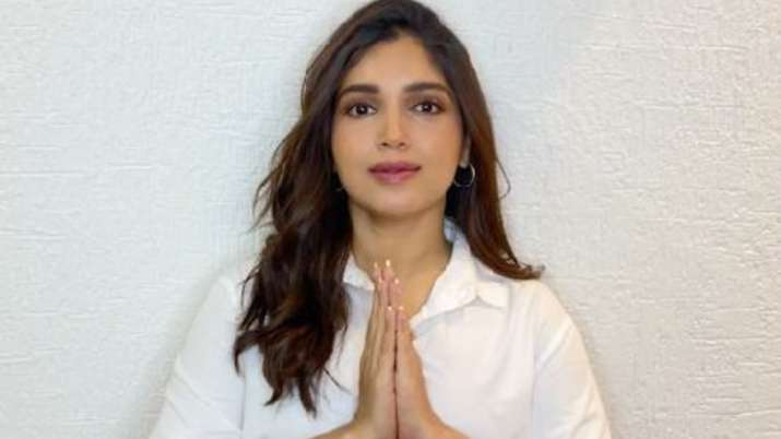 Photo of Bhumi Pednekar endorses anti-spitting campaign in fight against COVID-19