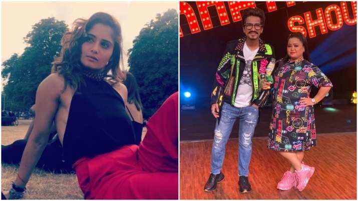 Bigg Boss 13's Arti Singh shares fun dance video from Bharti Singh and Haarsh Limbachiyaa's wedding