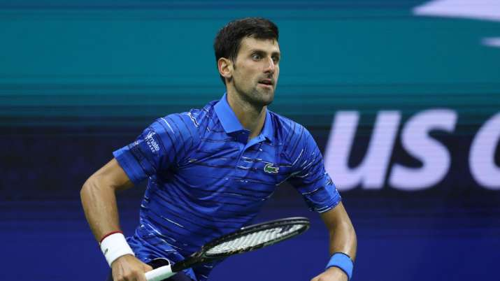 Novak Djokovic And His Wife Jelena Test Positive For Coronavirus Tennis News India Tv