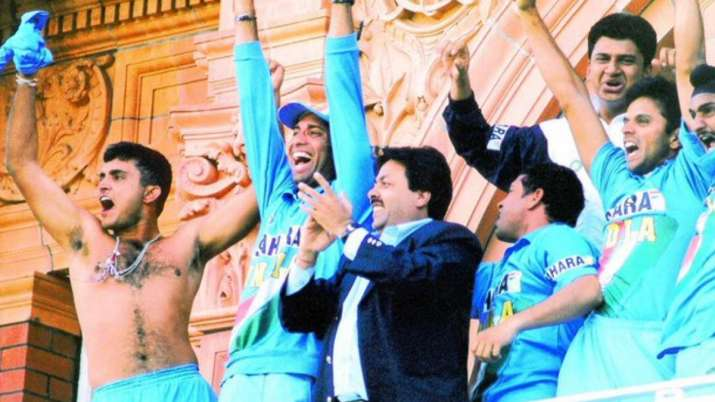 We all got carried away after 2002 NatWest final win: Sourav Ganguly recalls his iconic Lord's celebration thumbnail