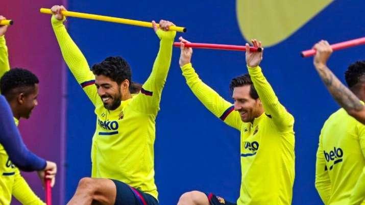 Quique Setien confident over Lionel Messi's availability for ...