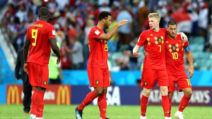 Belgium on top, India remain at 108 in latest FIFA rankings