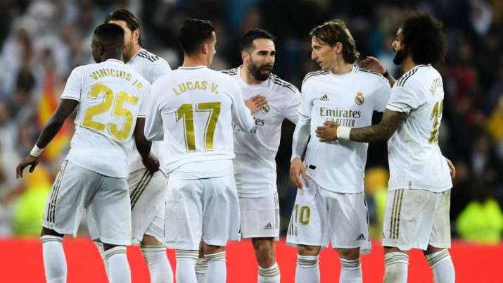 Online match real madrid Live Football