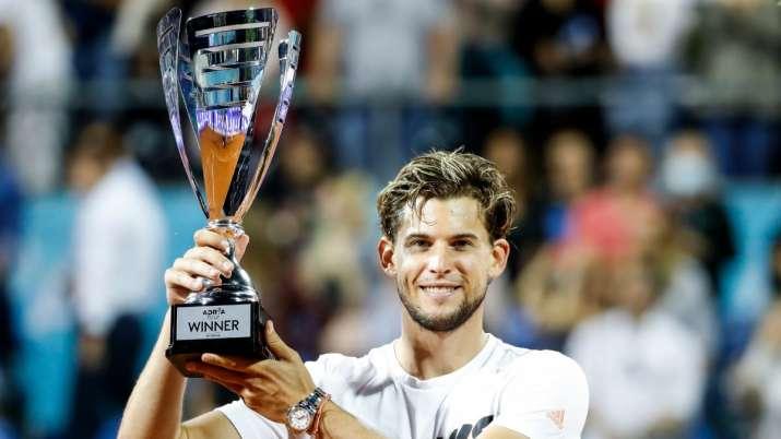 Dominic Thiem wins first leg of Adria Tour in Belgrade