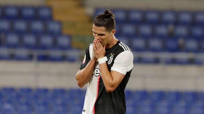 India Tv - Cristiano Ronaldo can only watch as Napoli beat Juventus on penalty shootout to win Coppa Italia