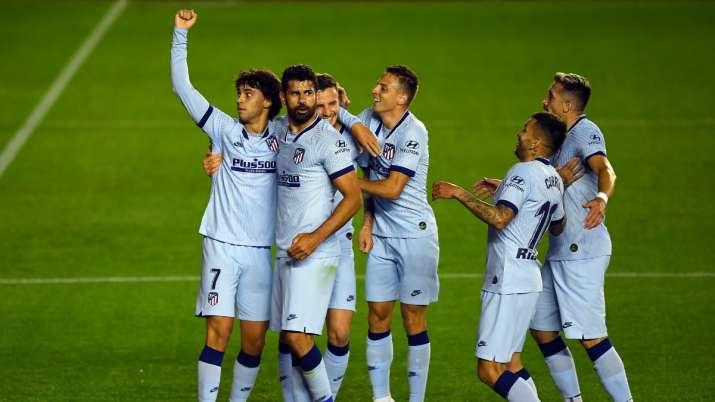 La Liga: Joao Felix scores twice as Atletico Madrid rout Osasuna 5-0 to end winless streak