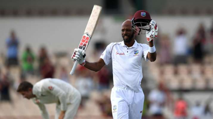 Would love to score a century in England, says Roston Chase | Cricket News  – India TV