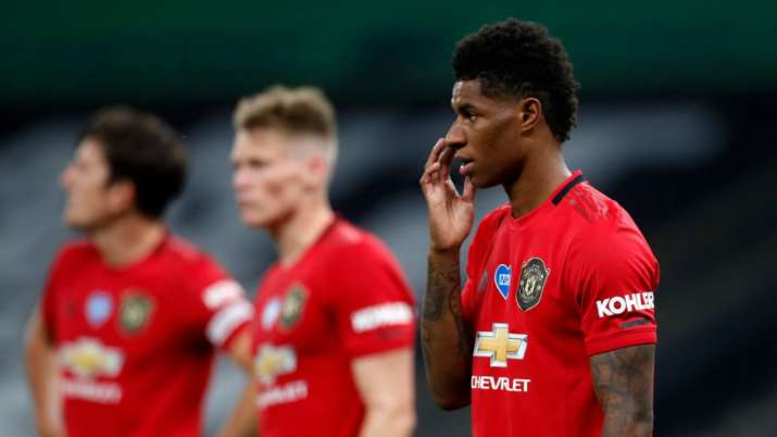 Jurgen Klopp Hails Marcus Rashford For Social Work During Covid 19 Pandemic Football News India Tv