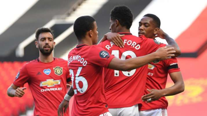 Manchester United Vs Norwich City Fa Cup Live Streaming In India Man Utd Vs Norwich Live Football Match On Sonyliv Football News India Tv