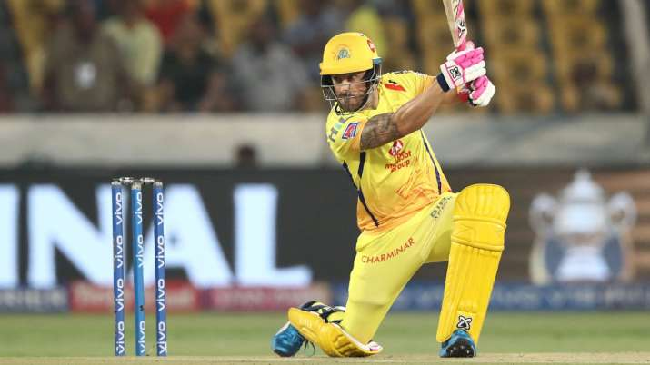 Lot of thinking cricketers in CSK dressing room, says Faf du Plessis