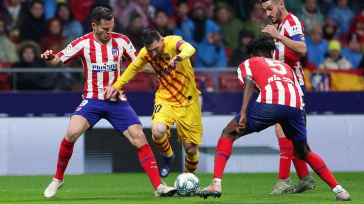Barcelona vs Atletico Madrid Live Streaming La Liga in India: Watch Barca vs Atletico live football