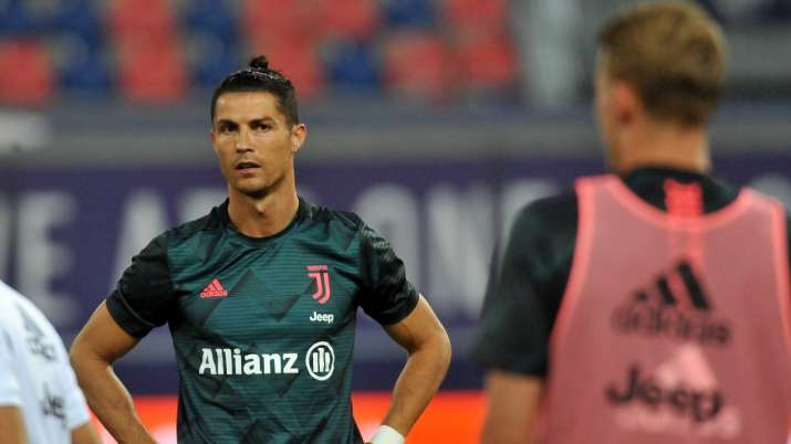 Cristiano Ronaldo to start against Genoa despite fixture pile-up, says Maurizio Sarri