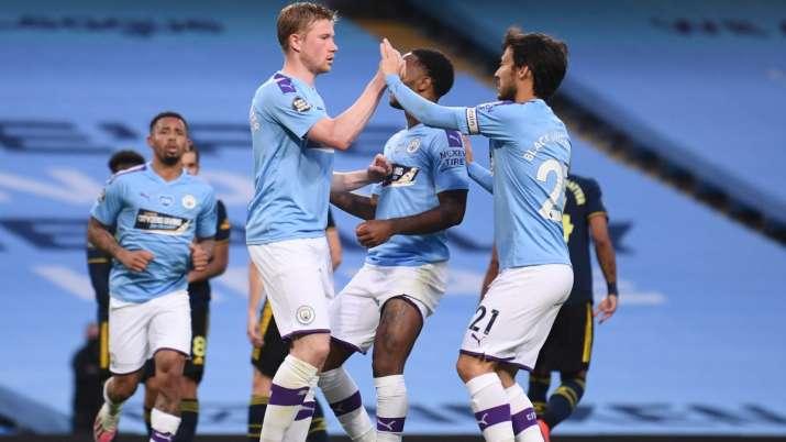 Manchester City Vs Burnley Premier League Live Streaming In India Watch MAN City Vs BUR Live Football Match On Jio TV Football News India TV