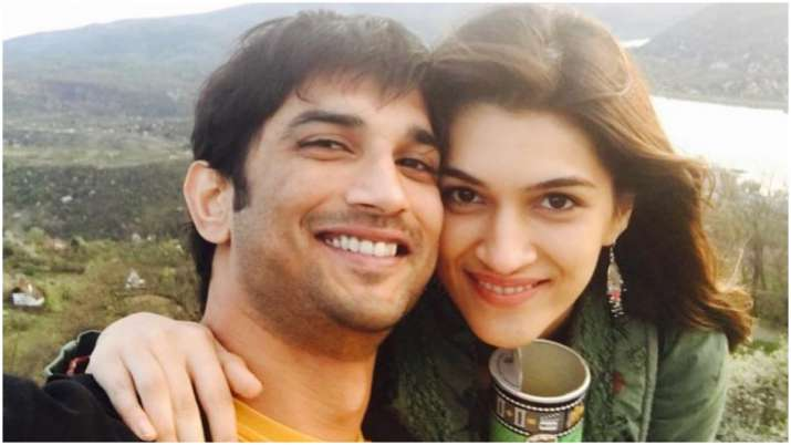 Kriti Sanon pens emotional post for Sushant Singh Rajput: Part of my heart has gone with you