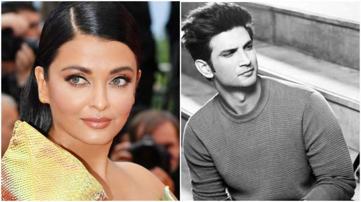 Aishwarya Rai Bachchan condoles Sushant Singh Rajput's death, sends prayers and strength to his fami