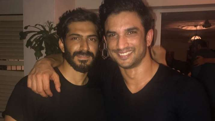 Harshvarrdhan Kapoor reacts to blame game over Sushant Singh Rajput's death