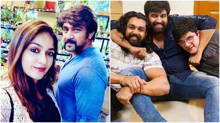 Chiranjeevi Sarja Death From Selfies With Wife Meghana Raj To Film Promotions Actor S Best Memories In Pics Regional Cinema News India Tv