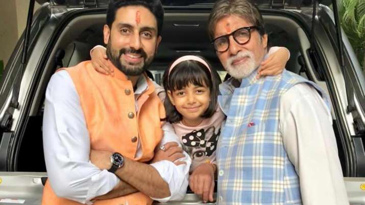 Amitabh Bachchan shares what granddaughter Aaradhya thinks Covid is