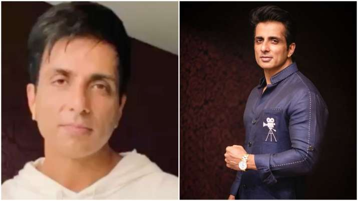 Sonu Sood reacts to meme that says only he can send Cyclone Nisarga 'back home'