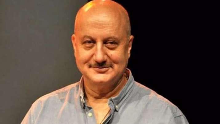 Anupam Kher streams his play Kuch Bhi Ho Sakta Hai