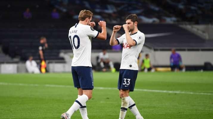 Premier League: Harry Kane back on scoresheet as Tottenham register win over West Ham