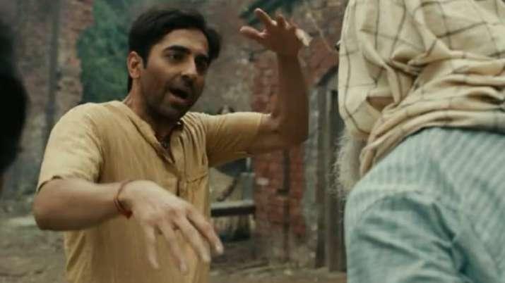 Aysuhmann, Amitabh starrer Gulabo Sitabo's new music video 'Madari Ka Bandar' will leave you enchant