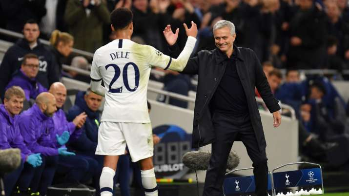 Dele Alli doesn't deserve one-match ban, says Jose Mourinho