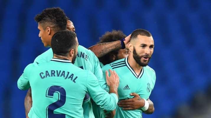 Real Madrid vs Mallorca, Live Streaming La Liga in India: Watch RMA vs MAL live football match on Fa