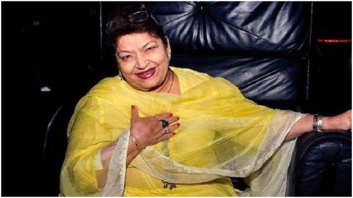 saroj khan dies at 72 due to cardiac arrest