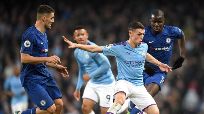 Chelsea vs Manchester City, Premier League Live Streaming in India: Watch  CHE vs MAN City live football match on JIO TV | Football News – India TV