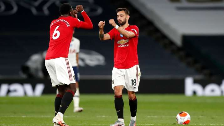 India Tv - Manchester United made good use if five-substitution rule in match against Tottenham Hotspur