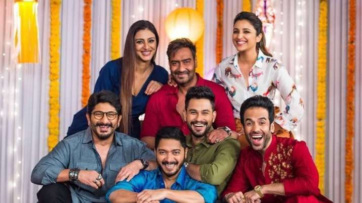 Ajay Devgn's Golmaal Again becomes first Hindi film to relaunch post Covid19