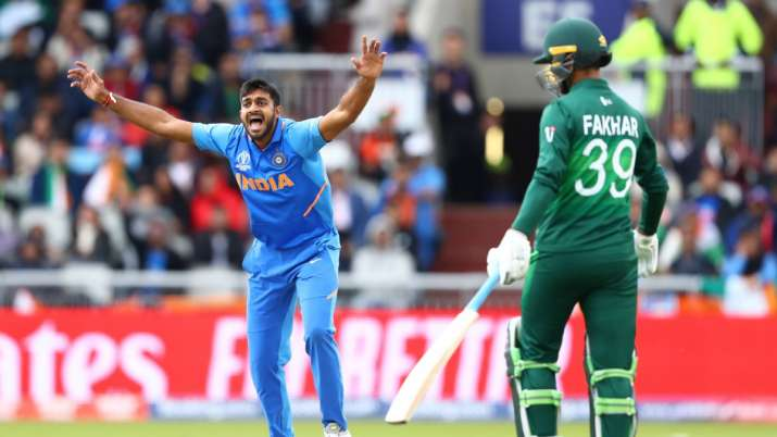 A Pakistan fan was abusing us and we couldn't react: Vijay Shankar reveals ridiculous incident from
