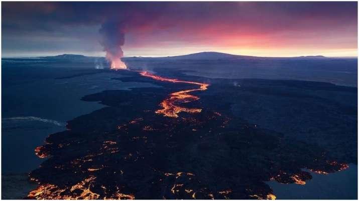 Volcanic eruption in Ecuador leaves cities covered in ash amid coronavirus crisis