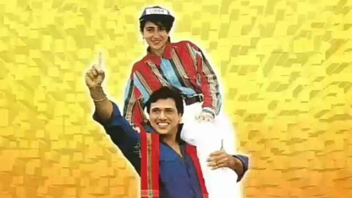 Karisma Kapoor celebrates 25 years of Govinda starrer Coolie No. 1