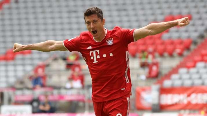 Robert Lewandowski voted Bundesliga's Player of the Season