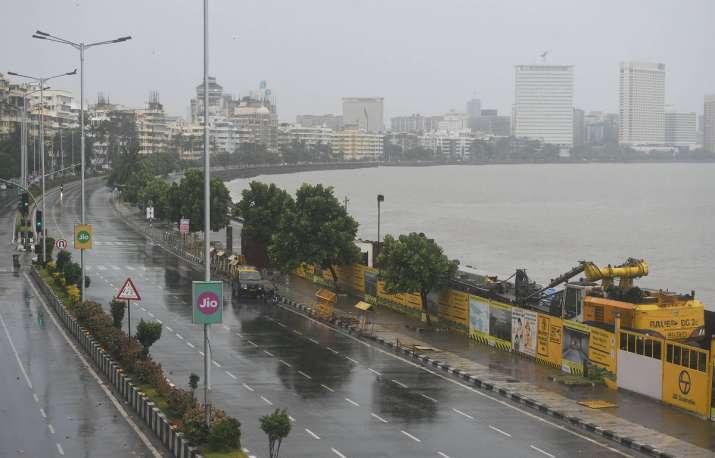 India Tv - Cyclone Nisarga updates