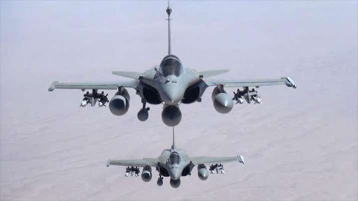 India likely to get first batch of six 'fully-loaded' rafales jets by July-end