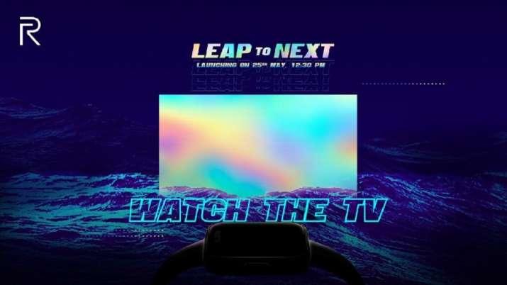 realme, realme tv, realme tv launched, realme tv sales, latest tech news